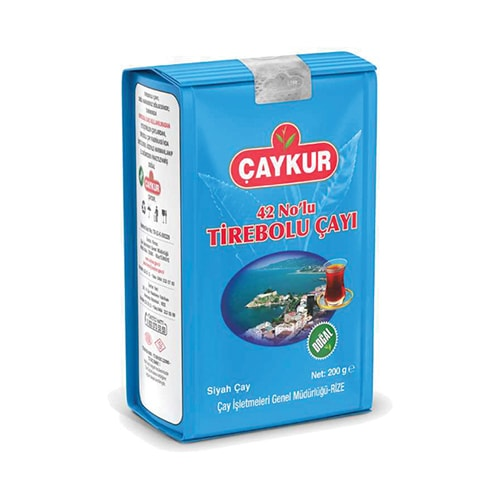 Çaykur 42 Number Tirebolu Tea (200 gr)