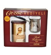 Mehmet Efendi Turkish Coffee (250 gr) W/free Pot