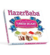 Hazerbaba Assorted Turkish Delight (250 gr)