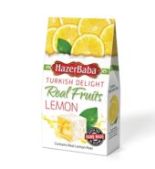 Hazerbaba Lemon Turkish Delight (100 gr)
