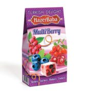 Hazerbaba Multiberry Turkish Delight (100 gr)