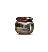 Marmarabirlik Black Olive Paste Spicy (340 gr Glass)