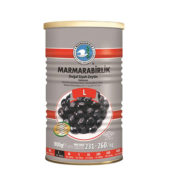 Marmarabirlik Gemlik Black Olives L Hiper (800 gr) Can