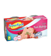 Superfresh Ton Light (2×160 gr)