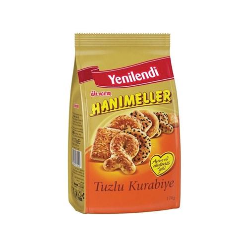 Ülker Hanımeller Salted Cookies Mix (170 gr)