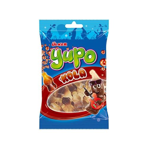 Ülker Yupo Jelly Coke Candy (80 gr)
