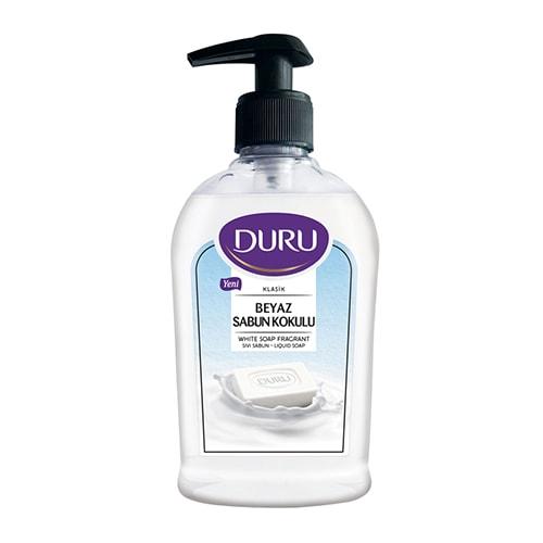 Duru Liquid Soap White Soap Fragrant (300 ml)