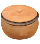 Earth Made Cooking Pot