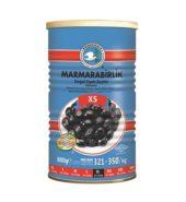 Marmarabirlik Gemlik Black Olives XS Ekstra (800 gr) Can