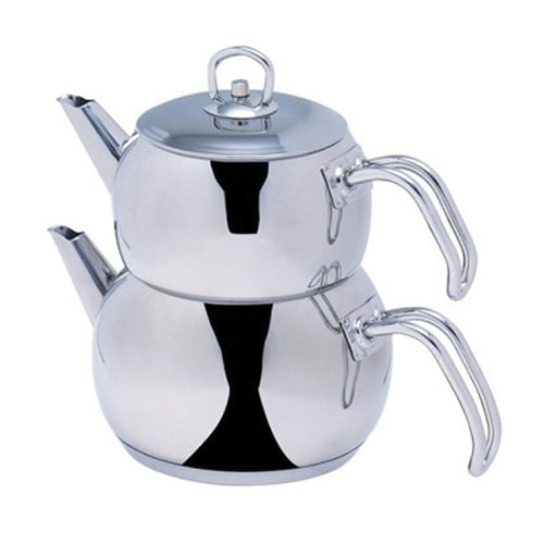 Mimar Sinan Tea Pot Gusto Black Mini