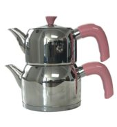 Mimar Sinan Tea Pot Şehrazat Mini Pink