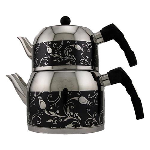 Mimar Sinan Tea Pot Şehrazat Slicone Maxi Pink