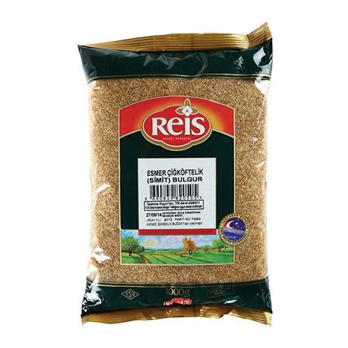 Reis Esmer Çiğ Köftelik Bulgur (1 kg)