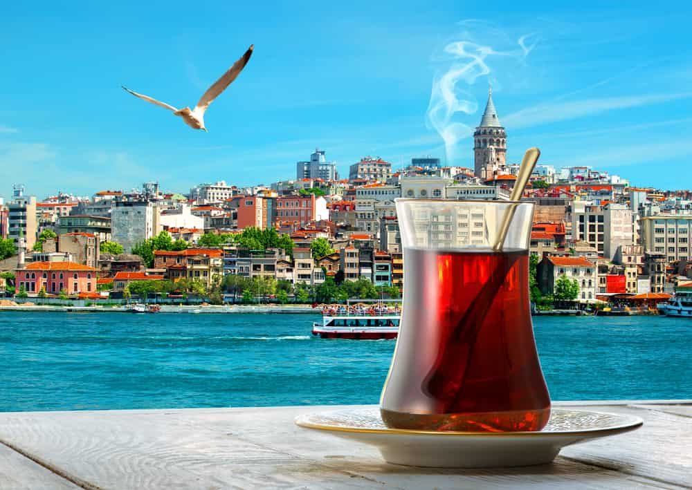 Where to Buy Turkish Tea Glasses