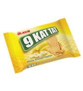 Ülker 9 Kat Banana Wafers (39 gr)