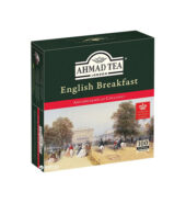 Ahmad English Breakfast Tea (100 Tea Bag)