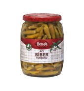 Berrak Hot Pepper Pickles (650 gr)