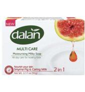 Dalan Smyrna Fig & Caring Milk 2 in 1 Soap (3×90 gr)
