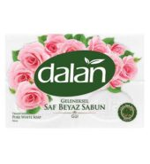 Dalan White Rosa Soap (4×150 gr)