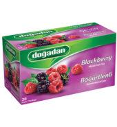 Dogadan BlackBerry Tea (20 Tea Bags)