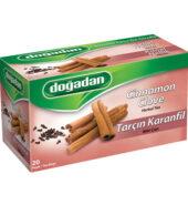 Dogadan Cinnamon Clover Tea (20 Tea Bags)