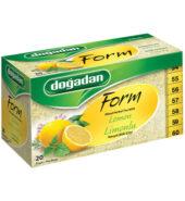 Dogadan Form Lemon Tea (20 Tea Bags)