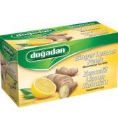 Dogadan Lemon Ginger Tea (20 Tea Bags)