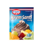 Dr Oetker Whipped Cream With Chocolate (80 gr)