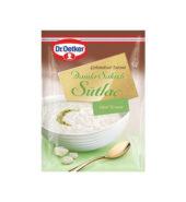 Dr. Oetker Mastic Gum Flavored Pudding (115 gr)