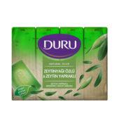 Duru Natural Olive Soap (4×150 gr)
