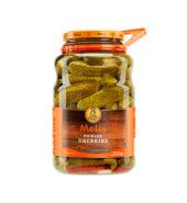 Melis Gherkins Garlic Red Peppers Pickled (2650 gr)