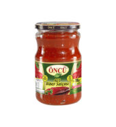 Oncu Hot Pepper Paste (700 gr)
