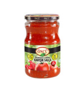 Oncu Tomato Pepper Mixed Paste (700 gr)