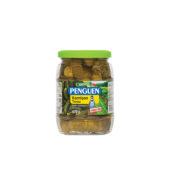 Penguen Kornison Pickles (670 gr Glass)