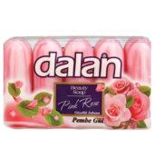 Dalan Pink Rose Soap (5x70gr)