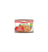 Tamek Cooked White Beans (420 gr Can )