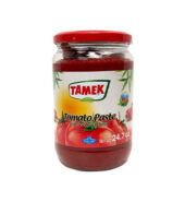 Tamek Tomato Paste (720 ml Glass)