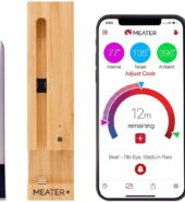 Meater Plus | Bluetooth and WiFi Digital Connectivity with 50m Long Range